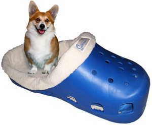 Crazy Pet Bed That Looks Like A Giant Crocs Shoe
