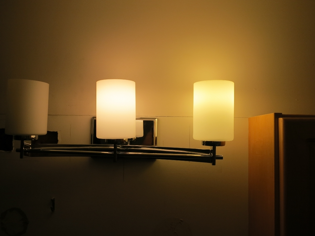 Bathroom Heat Light Bulb