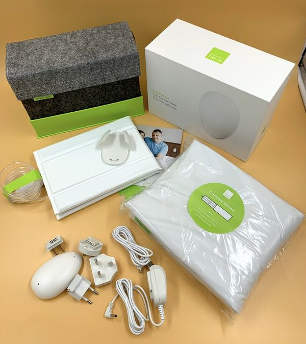 smart nora snoring solution review