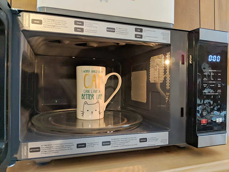cuisinart cmw 110 microwave oven with