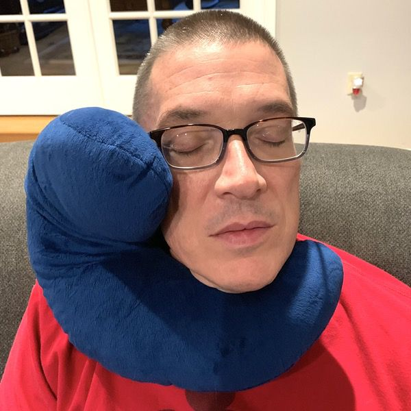 j pillow travel pillow review the