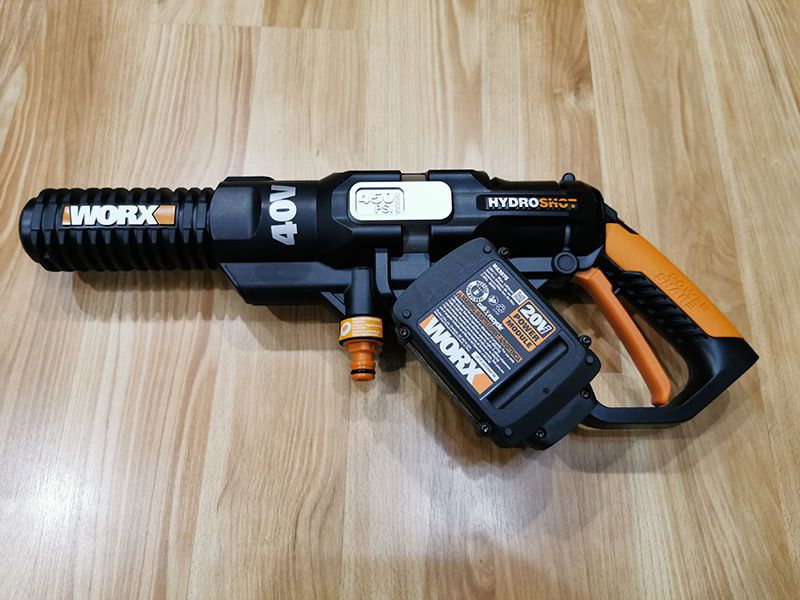 Worx 40v Hydroshot Power Share Portable