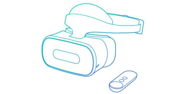 Google представит «самостоятельный» VR-шлем