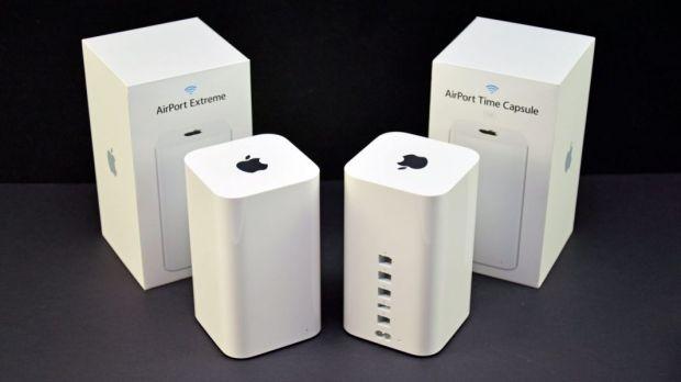 Apple отказалась от производства AirPort