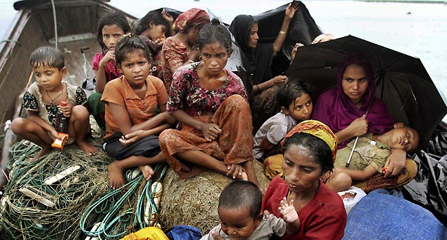 Myanmar Asia's Outcasts