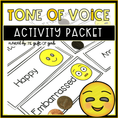 how to teach tone of voice
