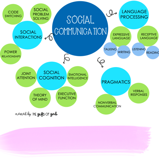 What is social communication?