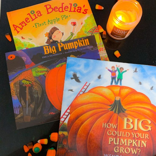 Unique fall books and activities for speech therapy