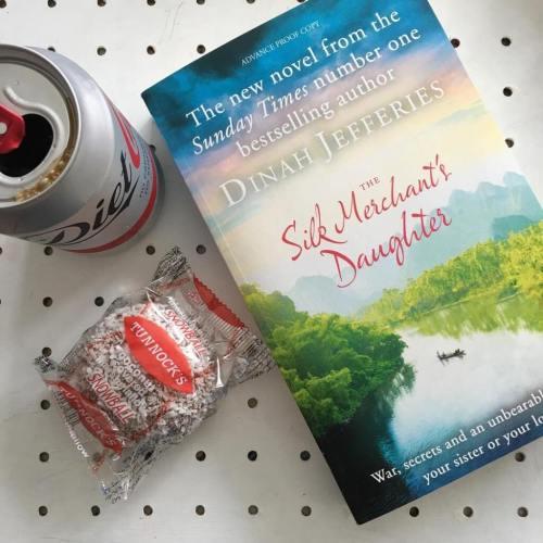 Dinah Jefferies The Silk Merchant's Daughter #SilkMerchant