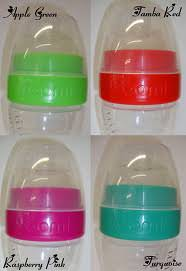 yoomi colours
