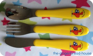 miffy cutlery