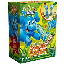 Elefun Snackin' Safari game