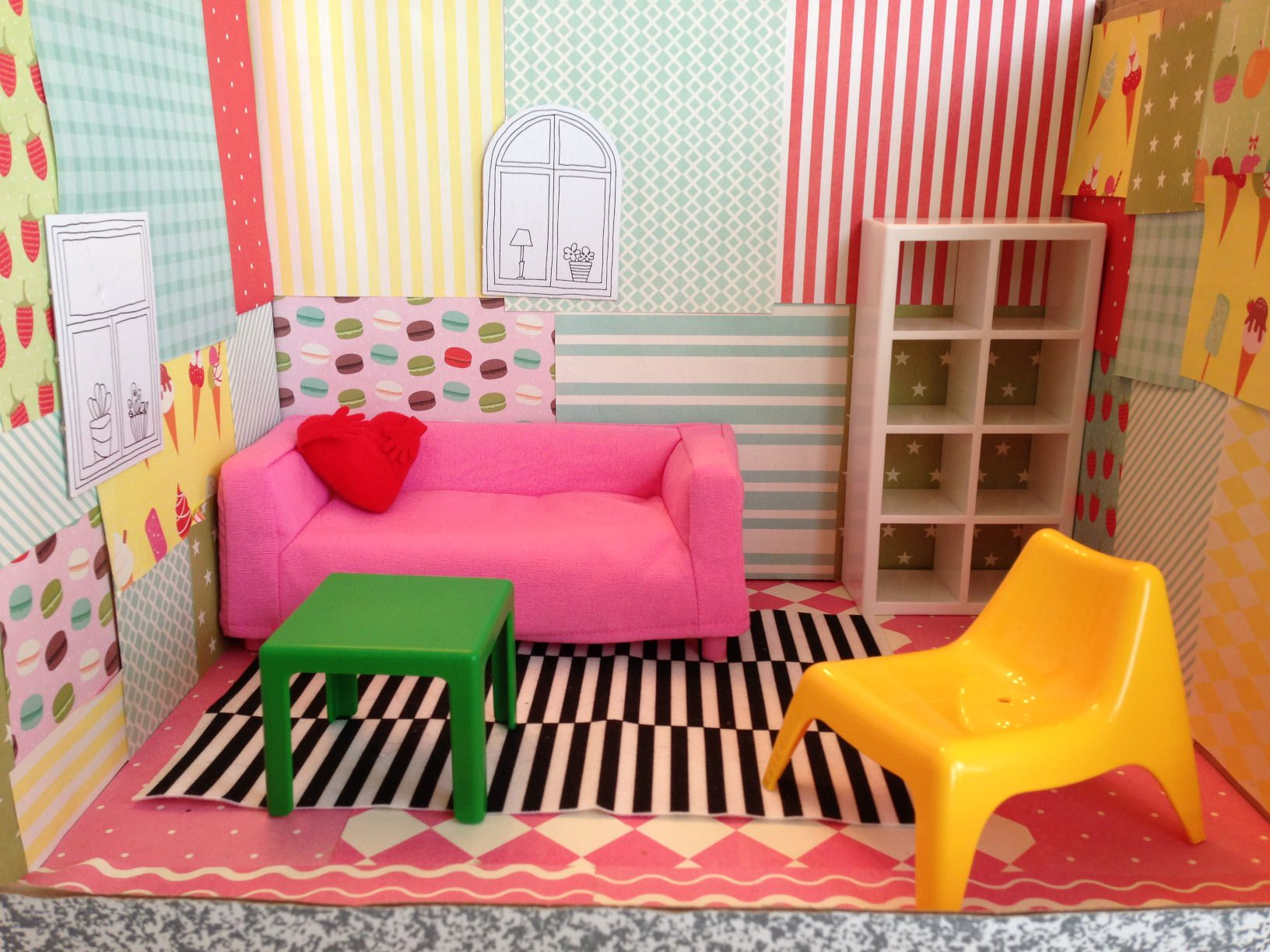 Ikea Dolls House Furniture (1)