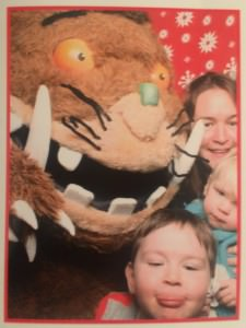 Gruffalo photobooth