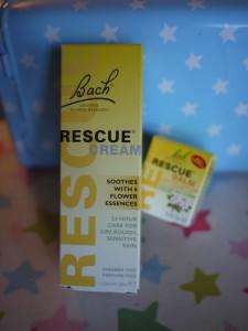 Rescue Cream and Balm
