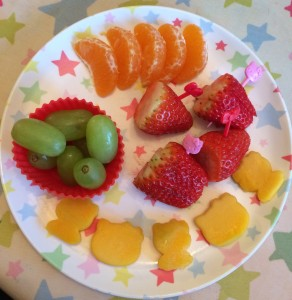 bento-inspired fruit