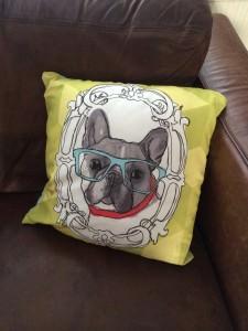 Ben de lisi cushion