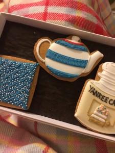 Biscuiteer biscuits