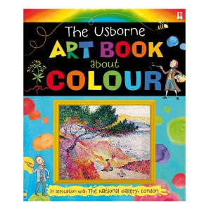 The Usborne Art Book about Colour
