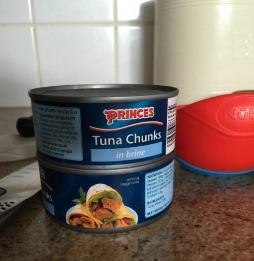 Princes tuna