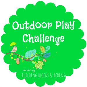 outdoor play challenge