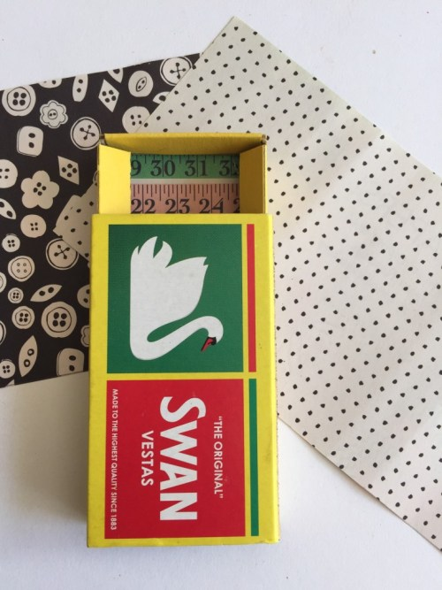 recycling matchboxes for kids