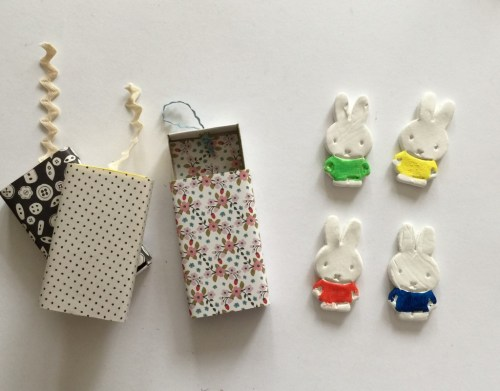 matchbox bed for miffy