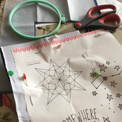 star hoop stitch kit