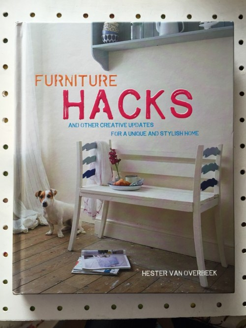 Furniture Hacks book cover