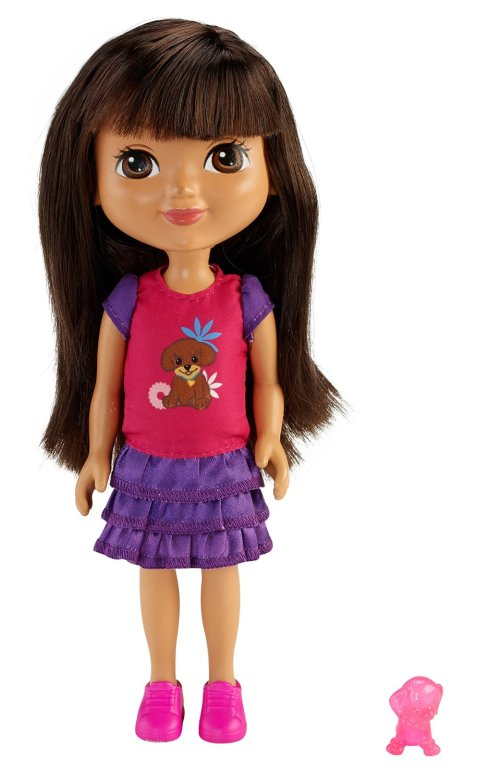 Dora & Friends Doggie Day Doll