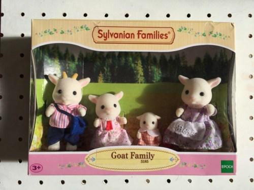 Goat Sylvanian Family