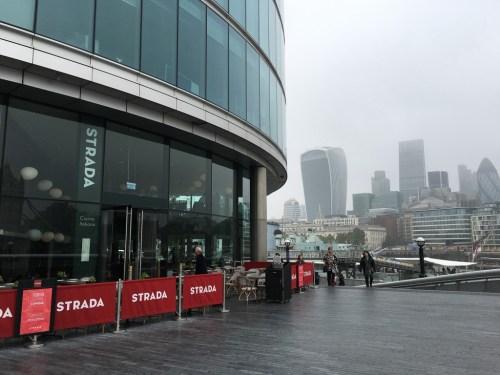 Strada Riverside at More London