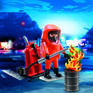 Playmobil Special Forces Firefighters