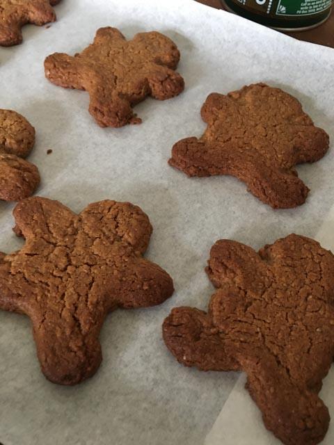 Cookie Crumbles baking mix