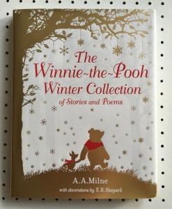 The Winnie-the-Pooh Winter Collection of Stories and Poems book cover