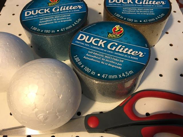 Duck Tape balls