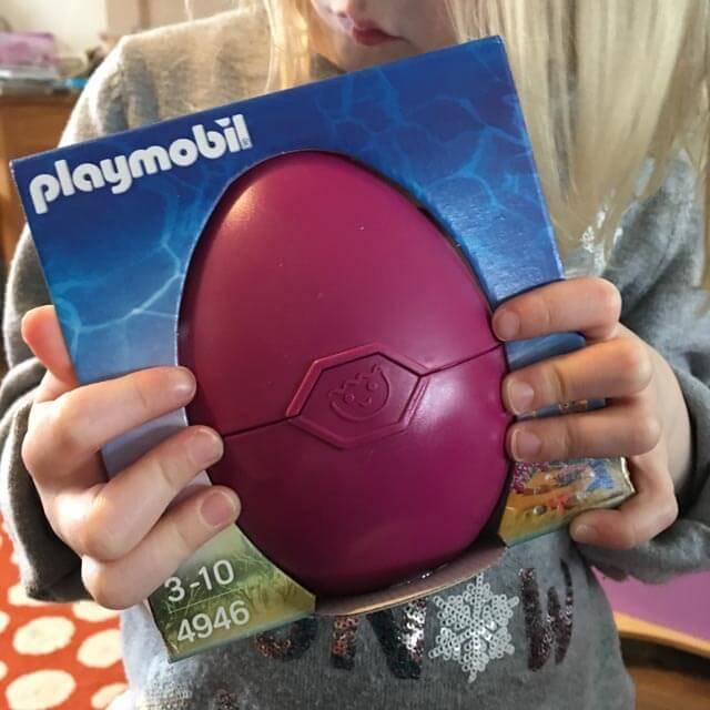 Playmobil Eggs for Easter