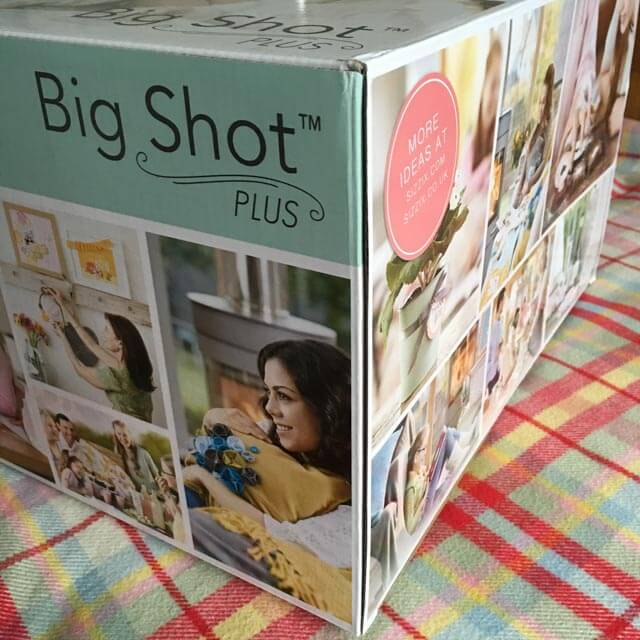 Sizzix Big Shot Plus