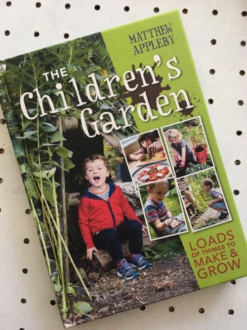 the children's garden book cover