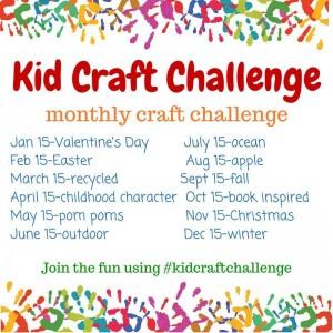 #kidcraftchallenge