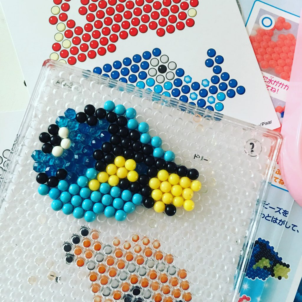 #FindingDory Aquabeads set