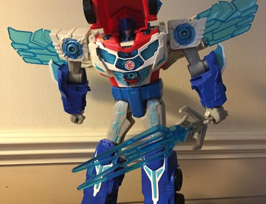 Power Surge Optimus Prime