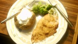 Better Best Foods Parmesan Chicken