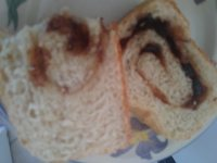Cinnamon Raisin bread with Cardamon Raisins