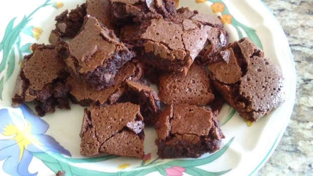 Katherine Hepburn's Glorious Chocolate Brownies