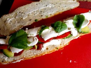 Star Party Sandwiches