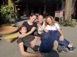 taoist temple family