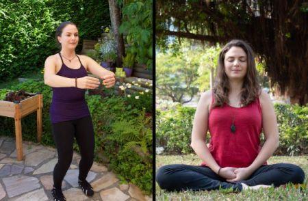 standing meditation vs sitting meditation