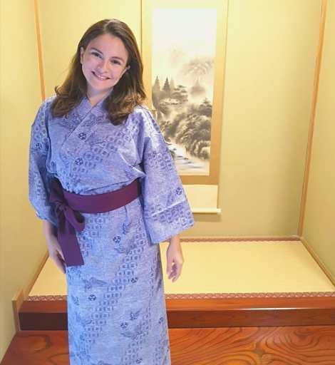 yukata outfit