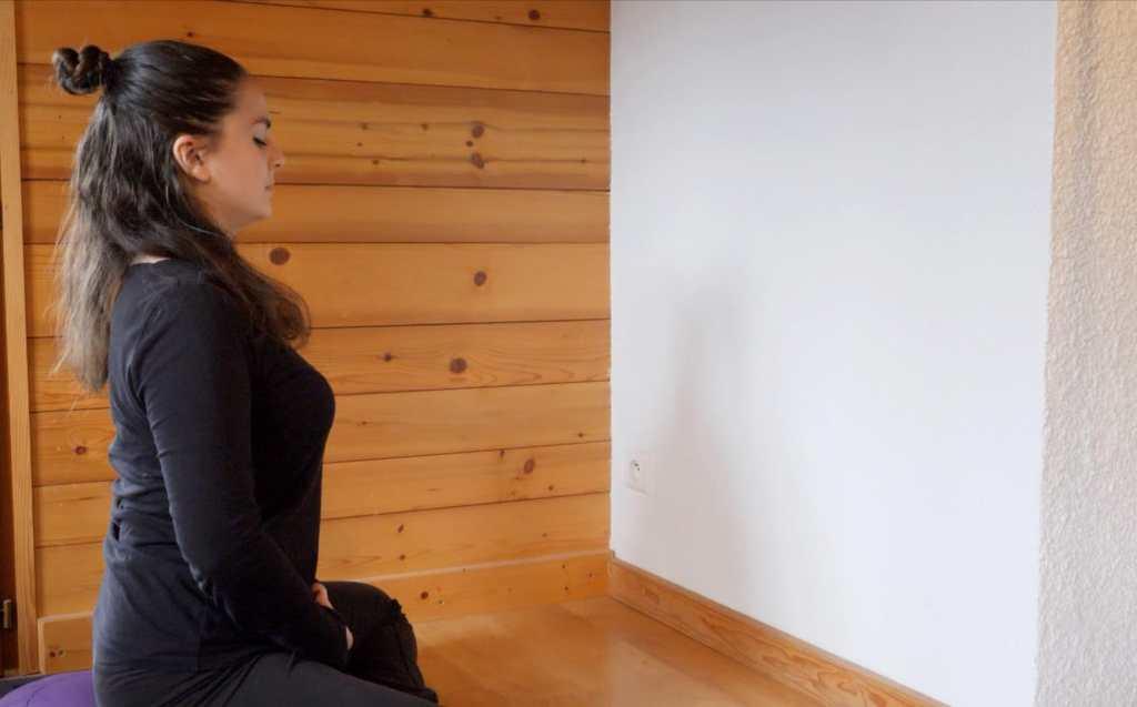 zazen posture